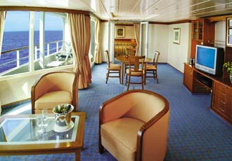 Radisson Seven Seas Cruises: Voyager-700 Guests, Mariner-700 Guests, Navigator-490 Guests, Diamond-350 Guests, Paul Gauguin-320 Guests, Song of Flower-180 Guests